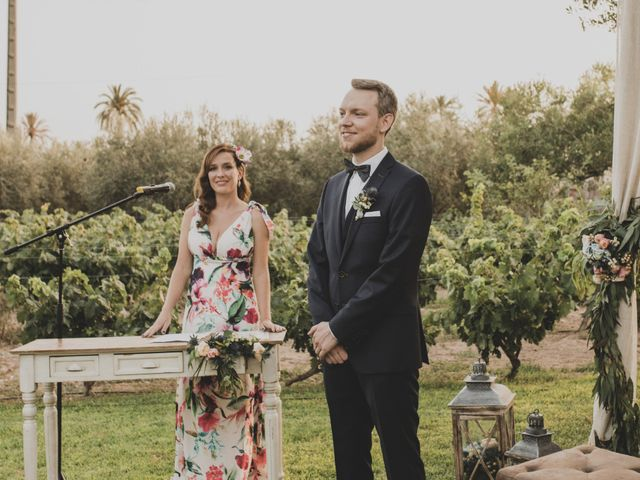 La boda de Michal y Noelia en Elx/elche, Alicante 18