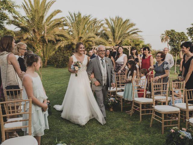 La boda de Michal y Noelia en Elx/elche, Alicante 1