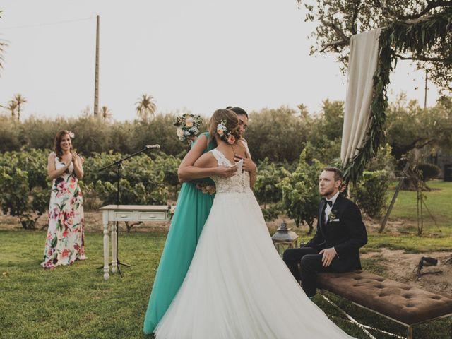 La boda de Michal y Noelia en Elx/elche, Alicante 21