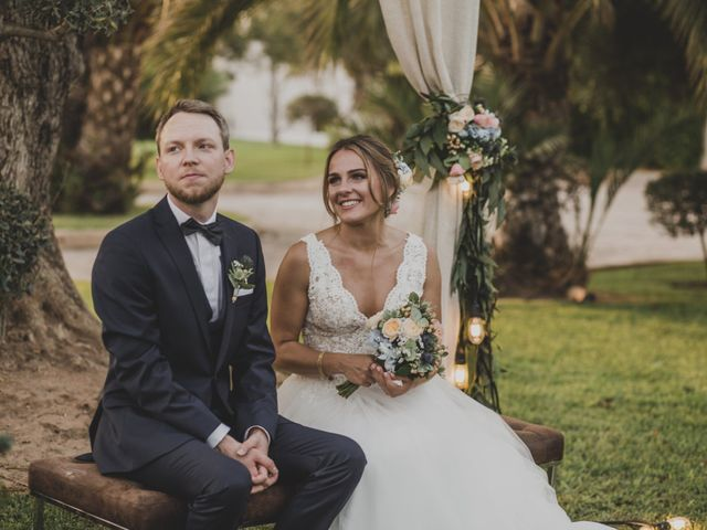 La boda de Michal y Noelia en Elx/elche, Alicante 22