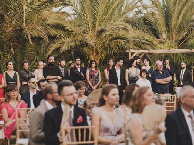 La boda de Michal y Noelia en Elx/elche, Alicante 23