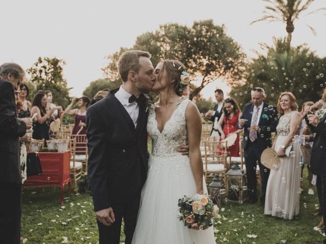 La boda de Michal y Noelia en Elx/elche, Alicante 28