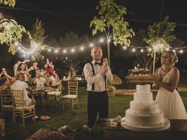 La boda de Michal y Noelia en Elx/elche, Alicante 35