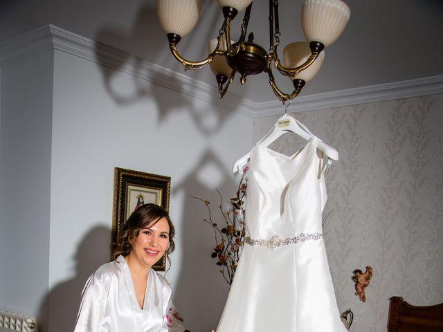 La boda de Jose Domingo y Diana en San Clemente, Cuenca 7