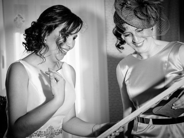 La boda de Jose Domingo y Diana en San Clemente, Cuenca 10