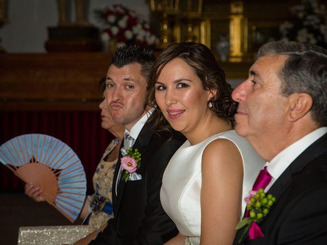 La boda de Jose Domingo y Diana en San Clemente, Cuenca 11