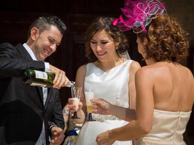 La boda de Jose Domingo y Diana en San Clemente, Cuenca 12