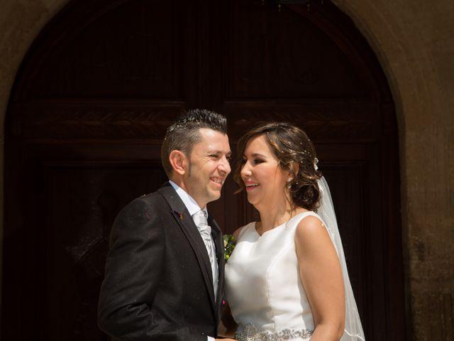 La boda de Jose Domingo y Diana en San Clemente, Cuenca 13