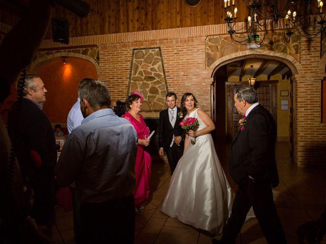 La boda de Jose Domingo y Diana en San Clemente, Cuenca 16