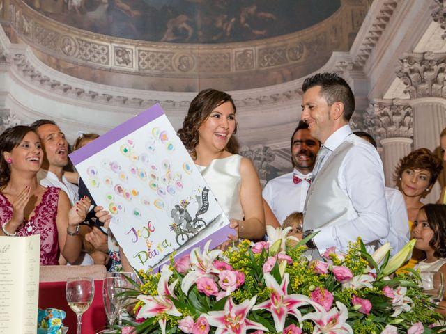 La boda de Jose Domingo y Diana en San Clemente, Cuenca 18