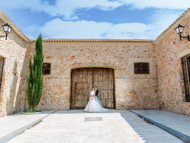 La boda de Jose Domingo y Diana en San Clemente, Cuenca 26