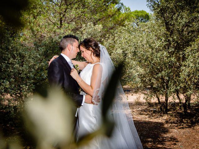 La boda de Jose Domingo y Diana en San Clemente, Cuenca 1