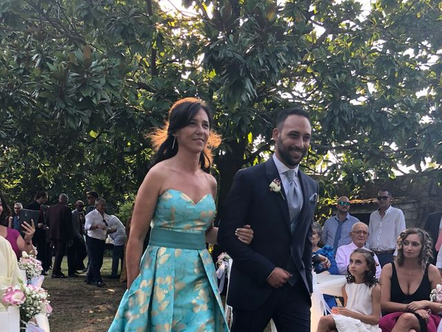 La boda de Abraham y Rocio en Tomiño, Pontevedra 8