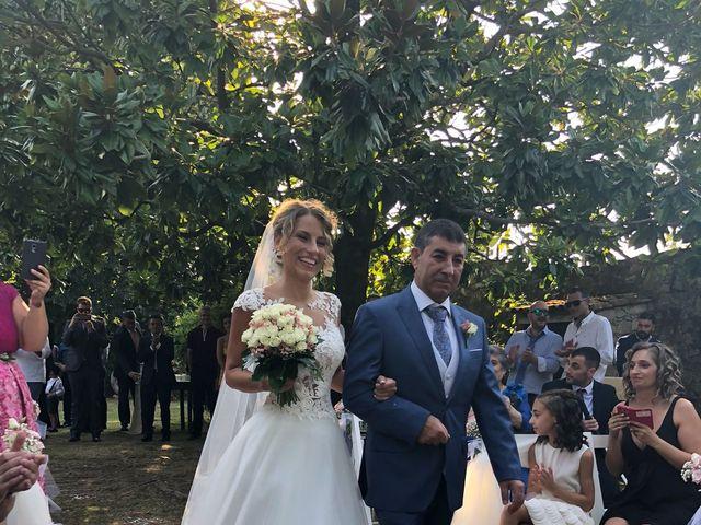 La boda de Abraham y Rocio en Tomiño, Pontevedra 7