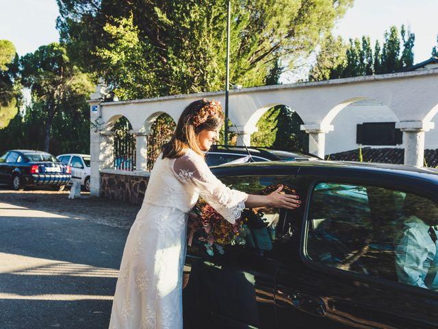La boda de Pedro y Ida en Simancas, Valladolid 4