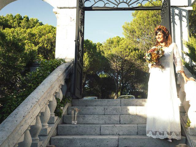 La boda de Pedro y Ida en Simancas, Valladolid 6