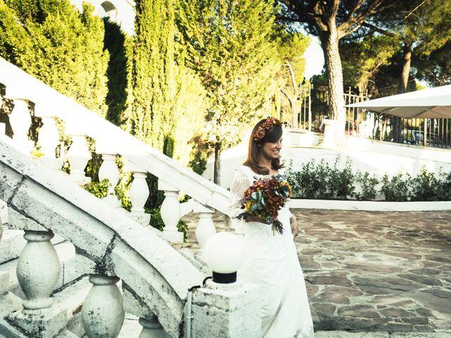 La boda de Pedro y Ida en Simancas, Valladolid 7