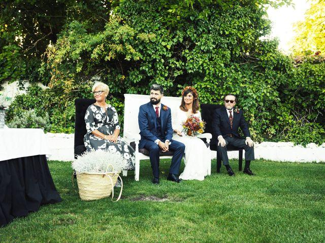 La boda de Pedro y Ida en Simancas, Valladolid 11
