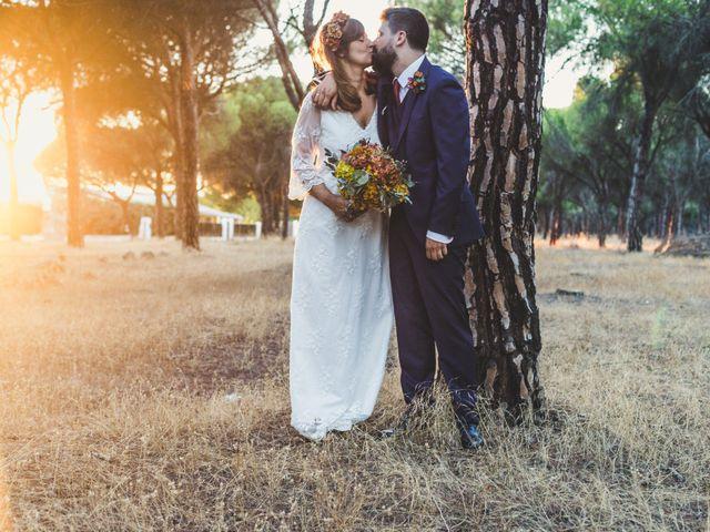 La boda de Pedro y Ida en Simancas, Valladolid 24