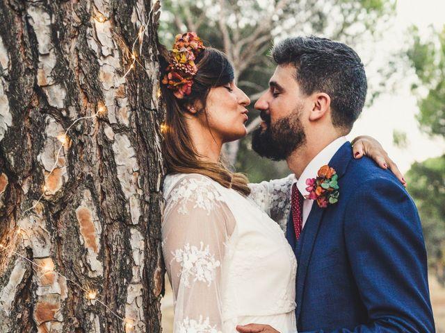 La boda de Pedro y Ida en Simancas, Valladolid 1