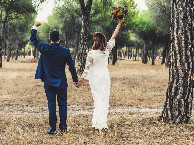 La boda de Pedro y Ida en Simancas, Valladolid 25