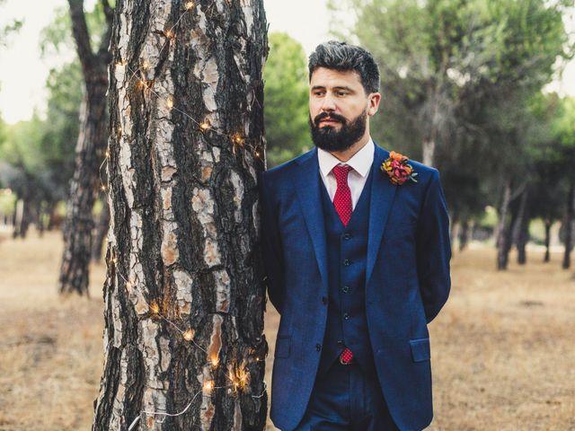 La boda de Pedro y Ida en Simancas, Valladolid 26