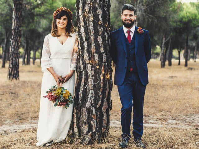 La boda de Ida y Pedro