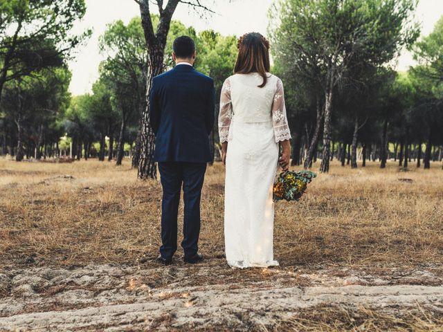 La boda de Pedro y Ida en Simancas, Valladolid 28