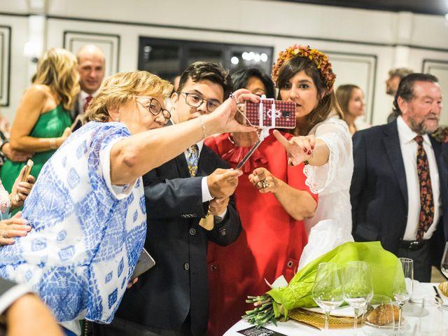 La boda de Pedro y Ida en Simancas, Valladolid 37