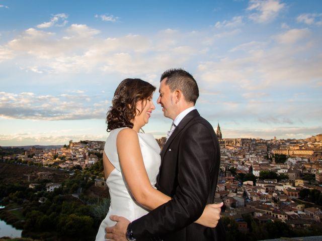 La boda de Jose Domingo y Diana en San Clemente, Cuenca 29