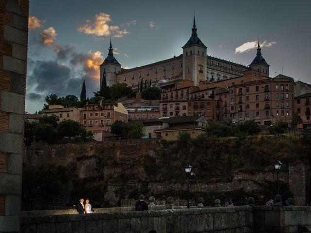 La boda de Jose Domingo y Diana en San Clemente, Cuenca 30