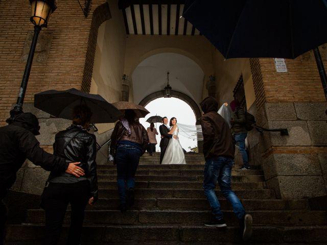 La boda de Jose Domingo y Diana en San Clemente, Cuenca 33