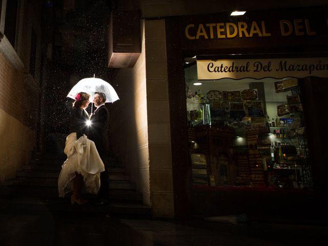 La boda de Jose Domingo y Diana en San Clemente, Cuenca 34
