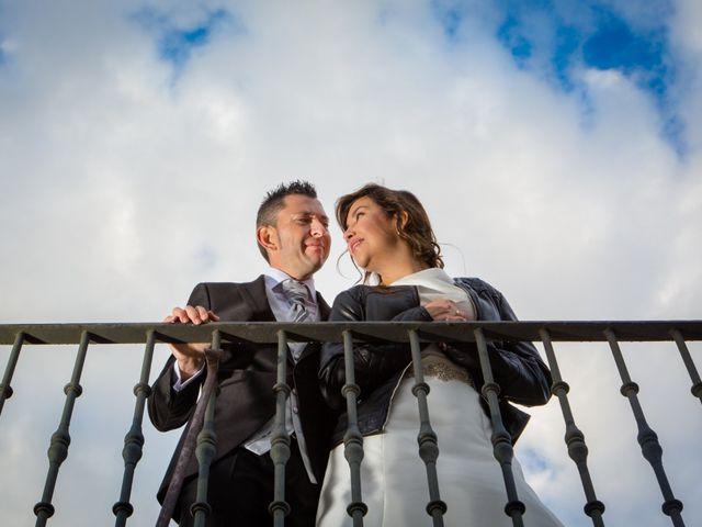 La boda de Jose Domingo y Diana en San Clemente, Cuenca 36