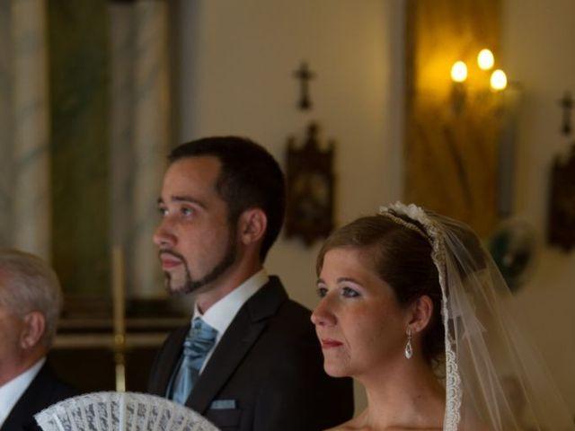 La boda de Alejandro y Lucía en San Fernando, Cádiz 6