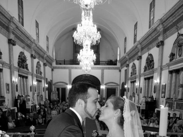 La boda de Alejandro y Lucía en San Fernando, Cádiz 31