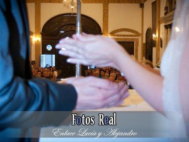 La boda de Alejandro y Lucía en San Fernando, Cádiz 33
