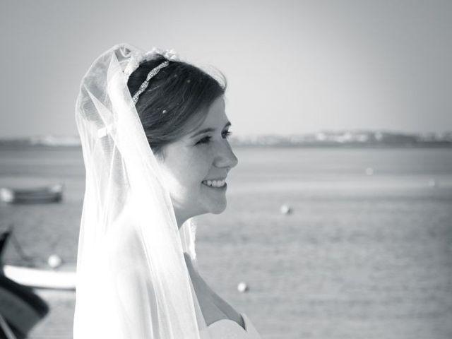La boda de Alejandro y Lucía en San Fernando, Cádiz 34