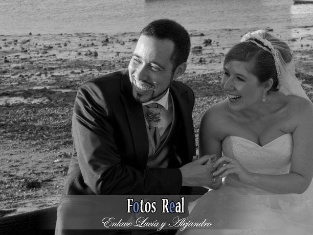 La boda de Alejandro y Lucía en San Fernando, Cádiz 35