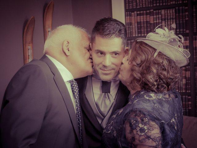 La boda de Diego y Bea en Redondela, Pontevedra 13
