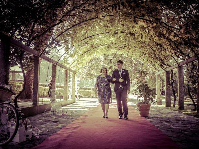 La boda de Diego y Bea en Redondela, Pontevedra 18