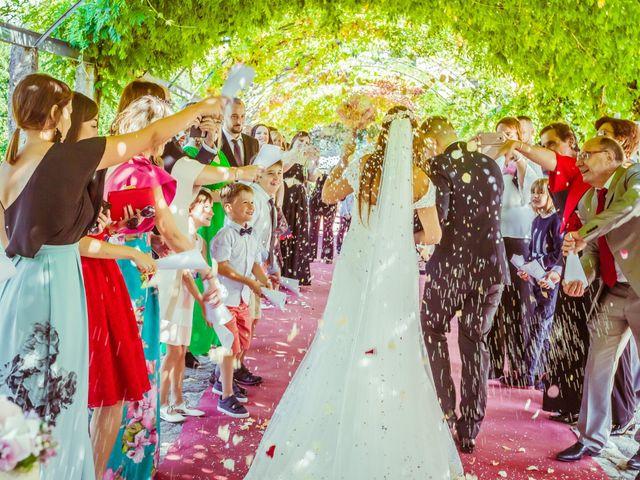La boda de Diego y Bea en Redondela, Pontevedra 28