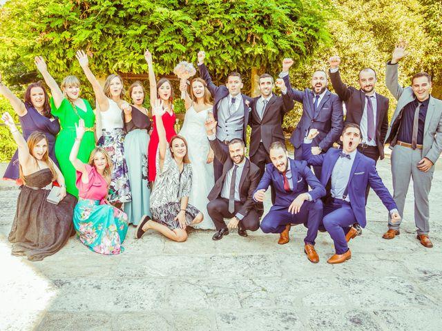 La boda de Diego y Bea en Redondela, Pontevedra 43