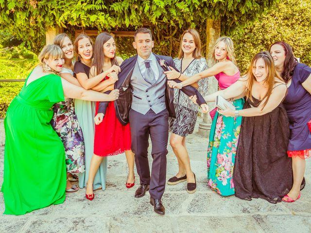 La boda de Diego y Bea en Redondela, Pontevedra 45