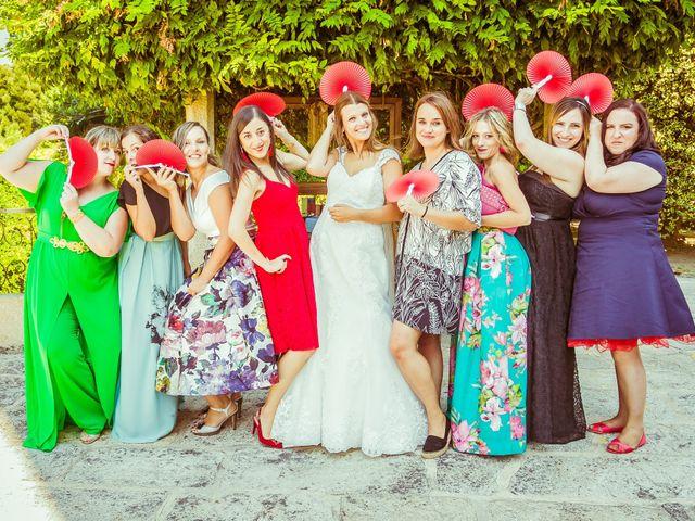 La boda de Diego y Bea en Redondela, Pontevedra 48