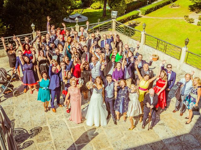 La boda de Diego y Bea en Redondela, Pontevedra 49