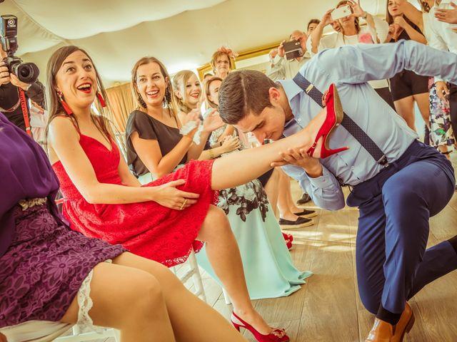 La boda de Diego y Bea en Redondela, Pontevedra 58