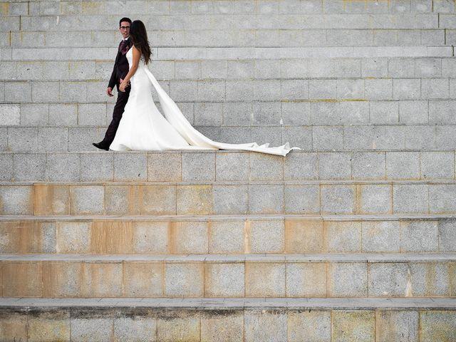 La boda de Mª Angeles y Jose Antonio