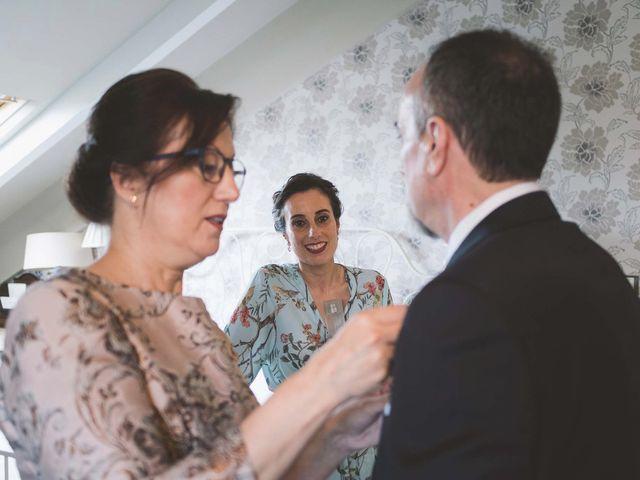 La boda de Andrés y Aurora en Ortiguera (Coaña), Asturias 12