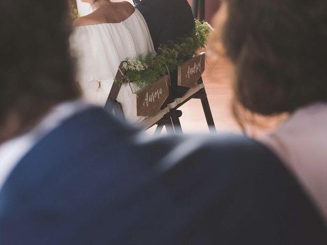 La boda de Andrés y Aurora en Ortiguera (Coaña), Asturias 25